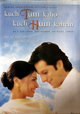 Poster of movie- Kuch tum kaho, kuch hum kahe